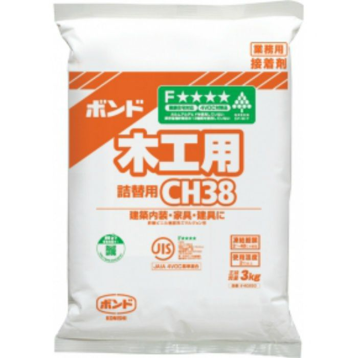 CH38 3kg 6袋入り/ケース