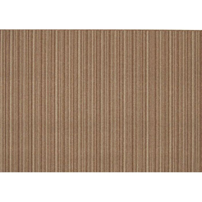 132-78029 ラインフリー RUG MAT #8 ブラウン 140cm×200cm