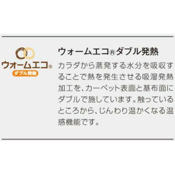 134-69320 ランドスケープ RUG MAT #5 オレンジ 200cm×250cm