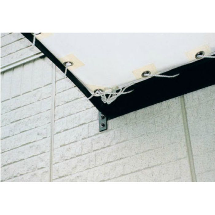 フレンチカーゴラ用ルーフ(ロープ付) 3間用 完全防水タイプ FCR3054 オイスター