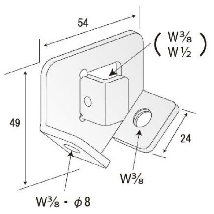 SKブレスS-4 溶融亜鉛めっき鋼板