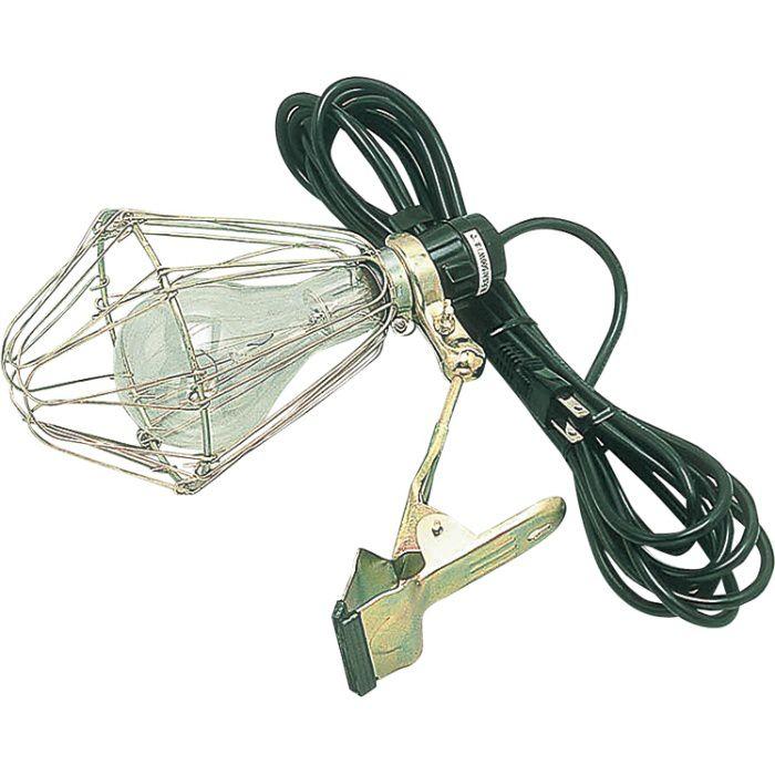 作業灯 クリップランプ 53-6095