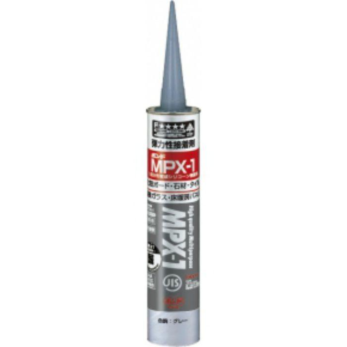 MPX-1 グレー 333ml 10本入り/小箱