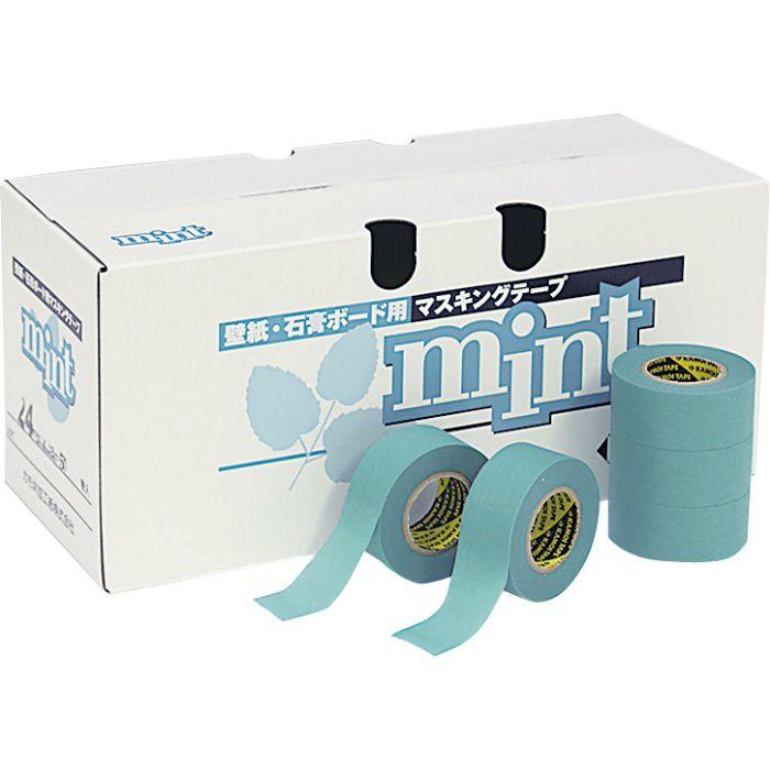 マスキングテープ(ミント) 24mm×18m巻 83-4044