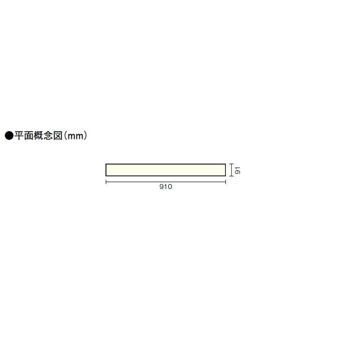 複合フローリング サクラ(カバノキ) 無塗装 18mm厚 極厚貼 FG0460J-A