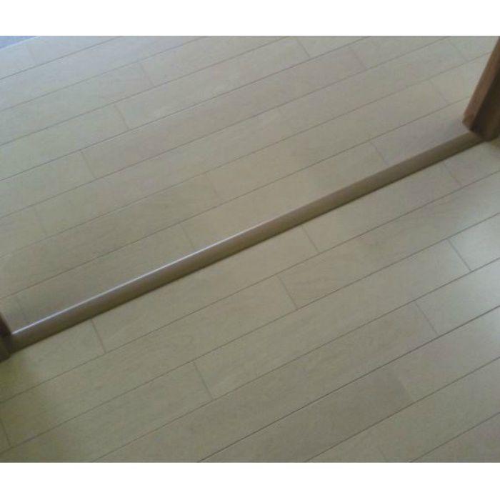 【ロット品】 床見切 YKS09MB 900mm ミディアムブラウン 20セット/ケース