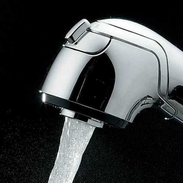 118-049 キッチン水栓 シングルレバー引出し混合栓