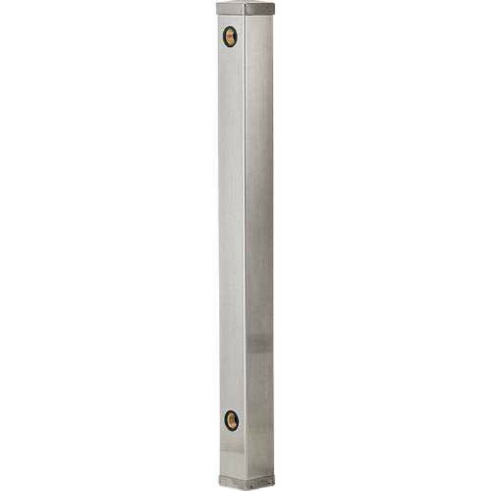6161-1200 緑化庭園 ステンレス水栓柱 60角