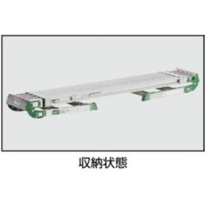 天板・脚伸縮足場台VSR(アルインコ) VSR1713F 64-5325