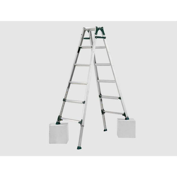 脚伸縮式兼用脚立 PRT(アルインコ) PRT-180FX 64-5528