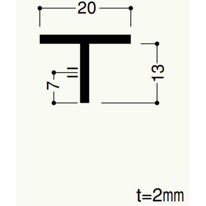 木耗用ジョイナー 13 MJ13 1.82m 白 100本/ケース