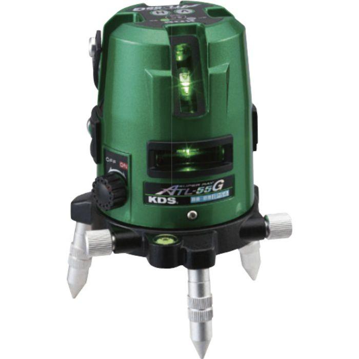 高輝度グリーンレーザー ATL25G 84-1392