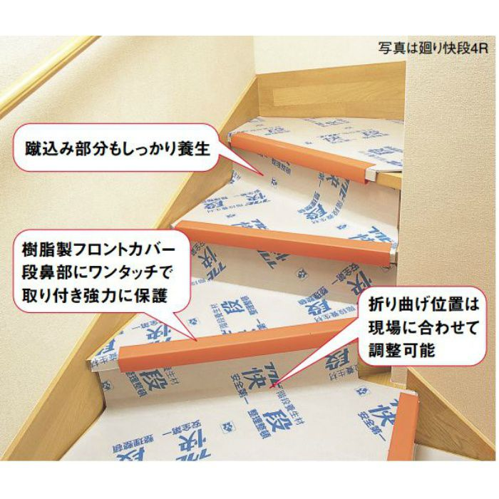 【ロット品】 廻り快段 4R KDANM4R 計14枚/セット