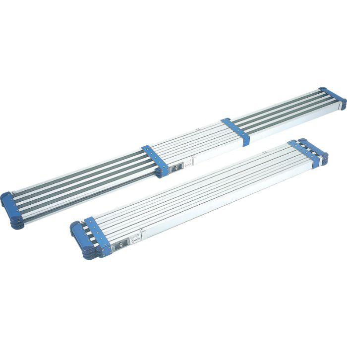 足場板 ブルーコンパクトステージ(ピカコーポレイション) STKD-D4023 64-5404