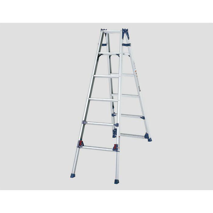 脚伸縮兼用脚立 かるノビ SCL(ピカコーポレイション) SCL-150A 64-5048