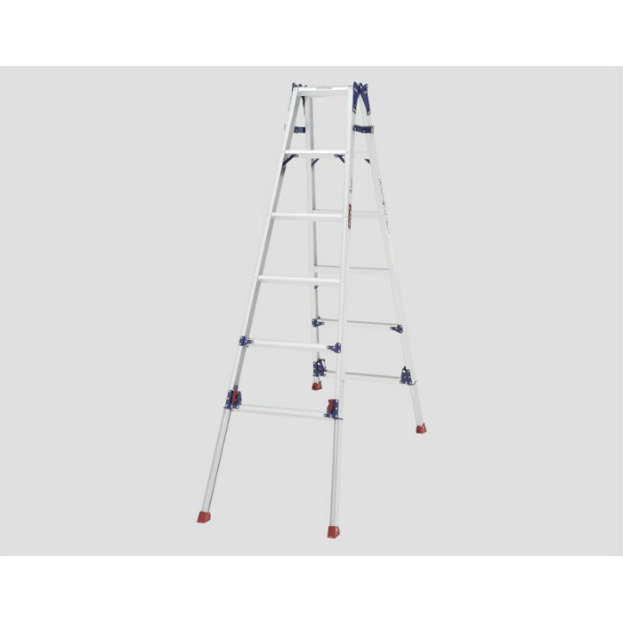 脚伸縮兼用脚立ロングスライドタイプ(ピカコーポレイション) SCL-120LA 64-5417