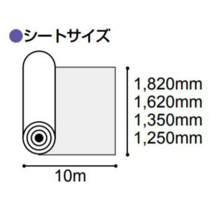VGG-702 防滑性ビニル床シート ビュージスタ GRAN/ジオ 1820mm巾
