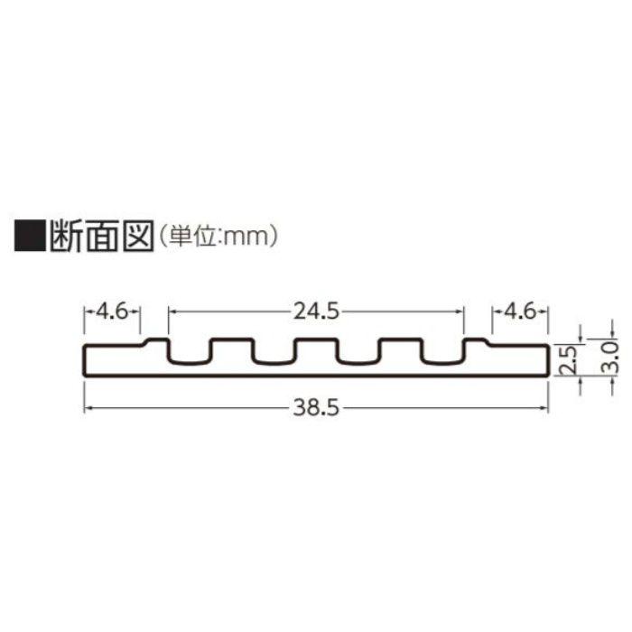 VDN-107 エアコン排水用部材 ビュージスタドレン EX