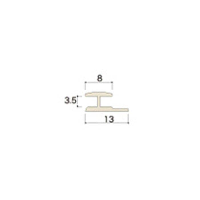 AB21JNA ABSジョイナー21(平目地) 3.2mmタイプ 3075mm ホワイト 【地域限定】