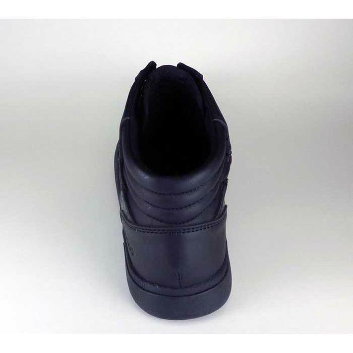 KZS-1900 ブラック 25.0cm セーフティミッド(ヒモ)