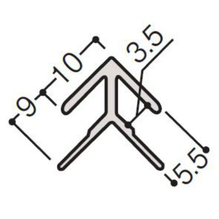 WF30-B111 グラビオ専用施工部材 グラビオLS/LA/TA石目・抽象柄 ホワイト アルミジョイナー