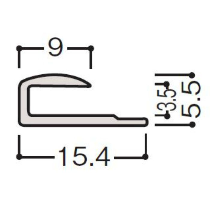 WF30-B300 グラビオ専用施工部材 グラビオLS/LA/TA石目・抽象柄 シルバー アルミジョイナー