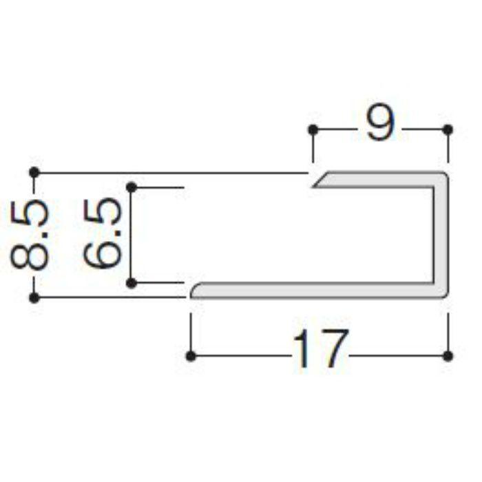 WT8912-B21 さらりあ~と専用施工部材 ABSジョイナー 6mm用入隅・見切兼用 ホワイト