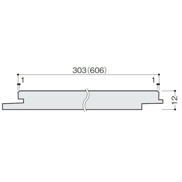 TC4102 ダイケンボード木質調湿天井材 しずか <N02>