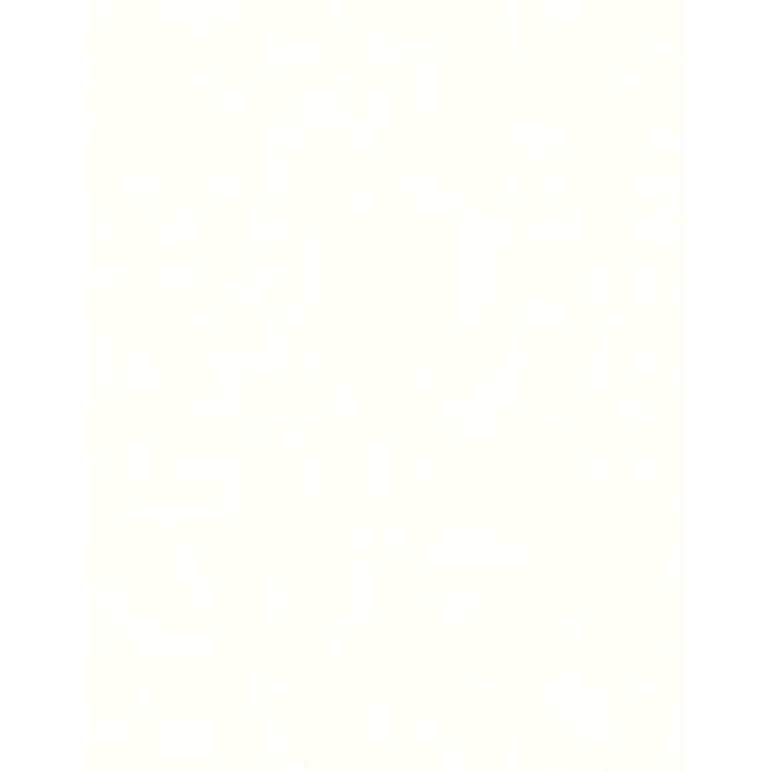 【5%OFF】KL438-80 粘着付き木口テープ 単色 アイボリーホワイト 38mm巾 5m