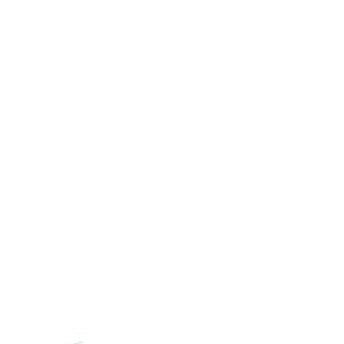 【5%OFF】KL434-80 粘着付き木口テープ 単色 フロスティーホワイト 42mm巾 10m