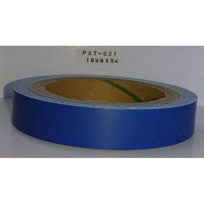 【5%OFF】PAT-621 粘着付き木口テープ 淡彩色 42mm巾 10m