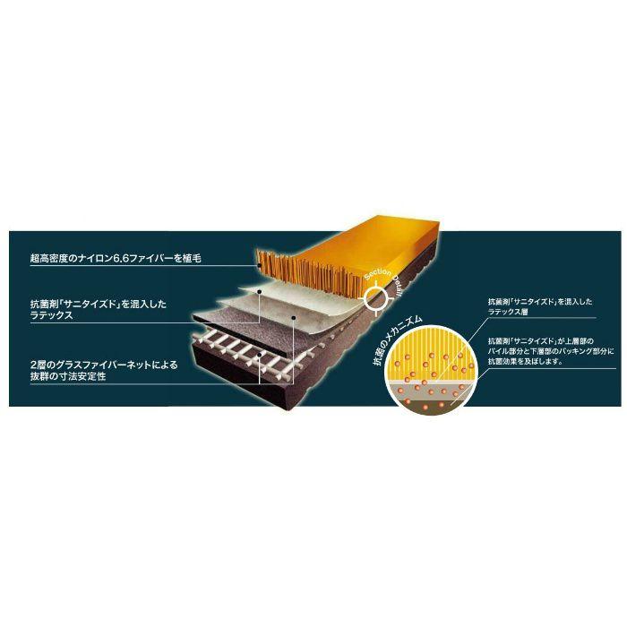 【5%OFF】PG-4599 Sフロア フロテックスシート オーク (旧品番:PG1608)