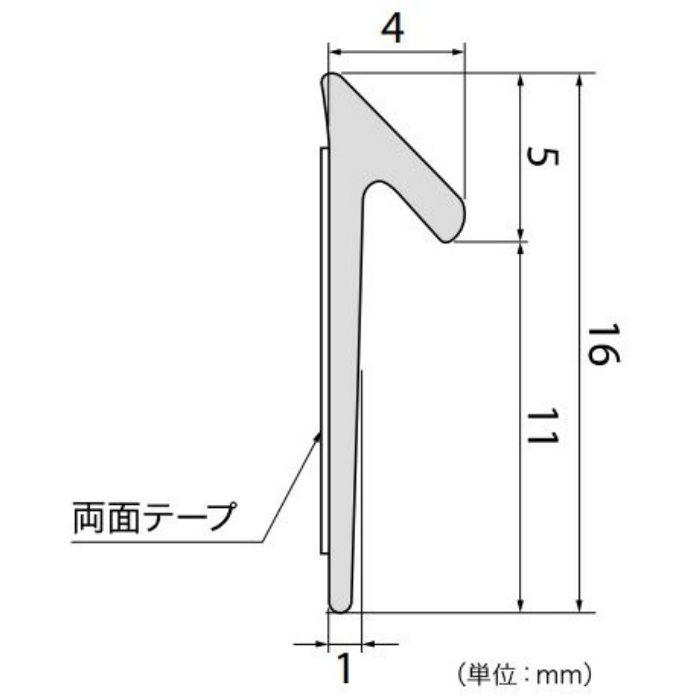 【5%OFF】PM-4766 Sフロア モール材 (旧品番:PM1724)