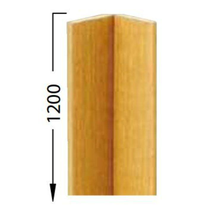 【5%OFF】KB-4753-5 Sフロア 腰壁シート コーナー材(入隅材) (旧品番:KB1499-5)