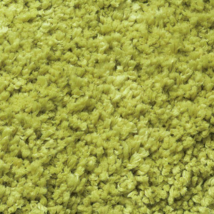 TOR3835-Q マイクロファイバーラグ Simple & Natural グリーン