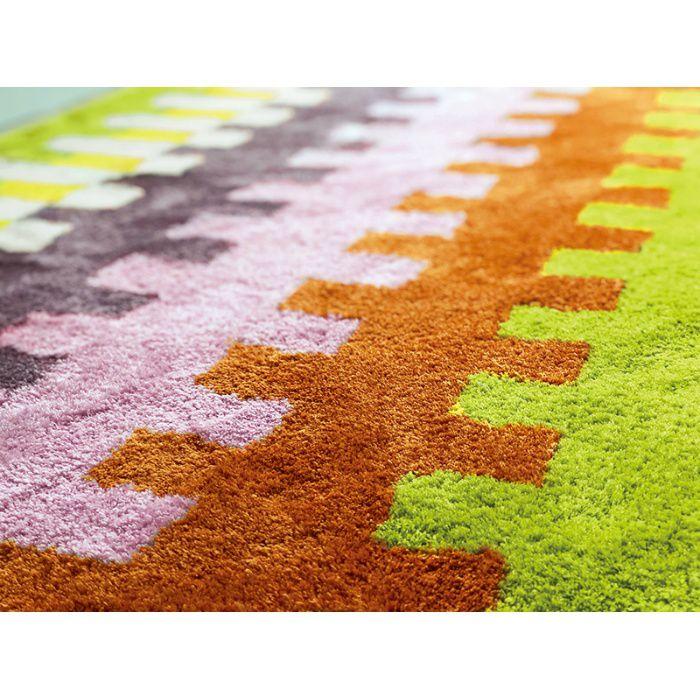 TOR3854 ラグカーペット Pop & Colorful