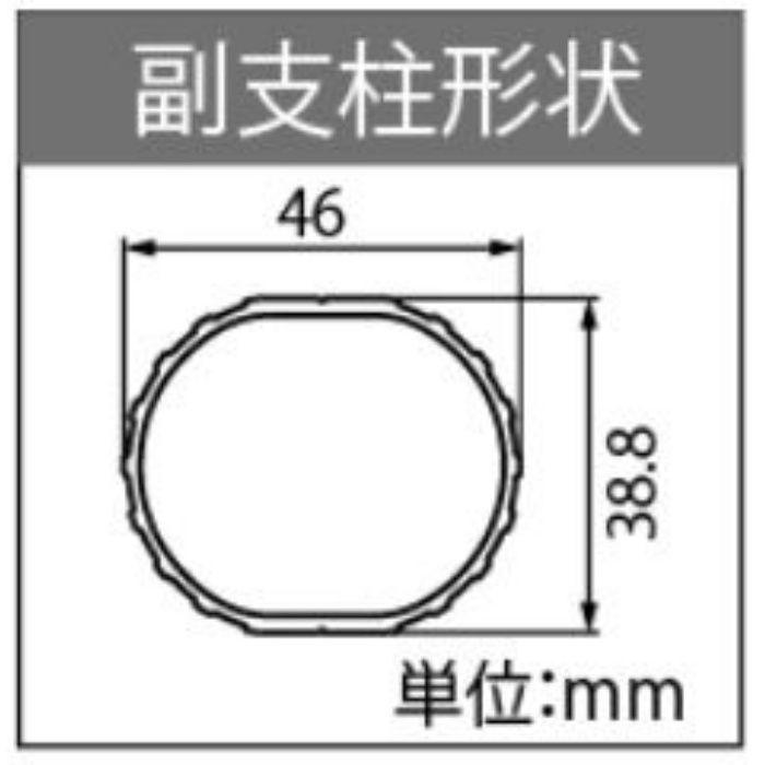 GSC-360T アルミ 三脚グリーンステップ