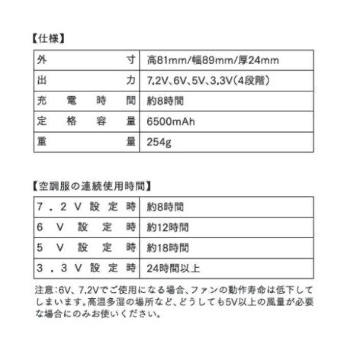LIULTRA1 リチウムイオン大容量バッテリーセット