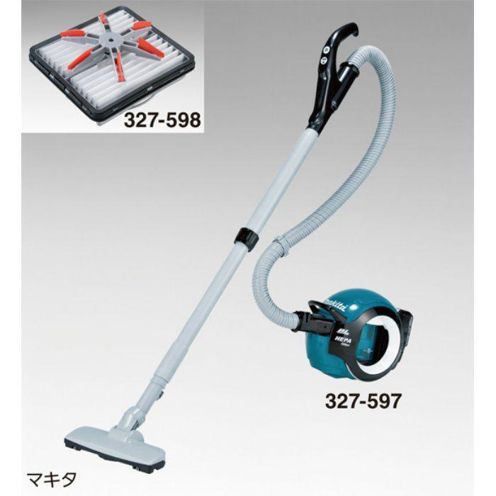 充電式サイクロンクリーナーCL501DZ (バッテリー、充電器別売) 327597