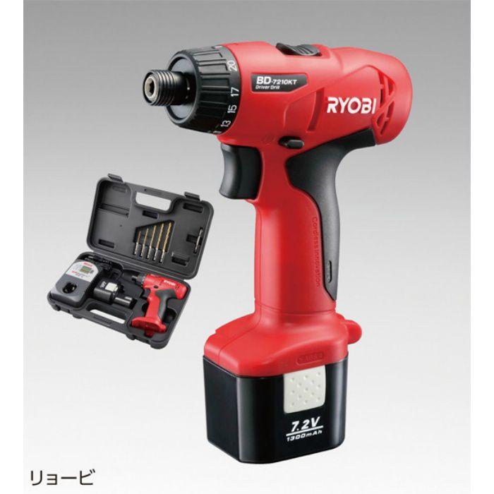 充電式ドライバドリルBD-7210KT 367980