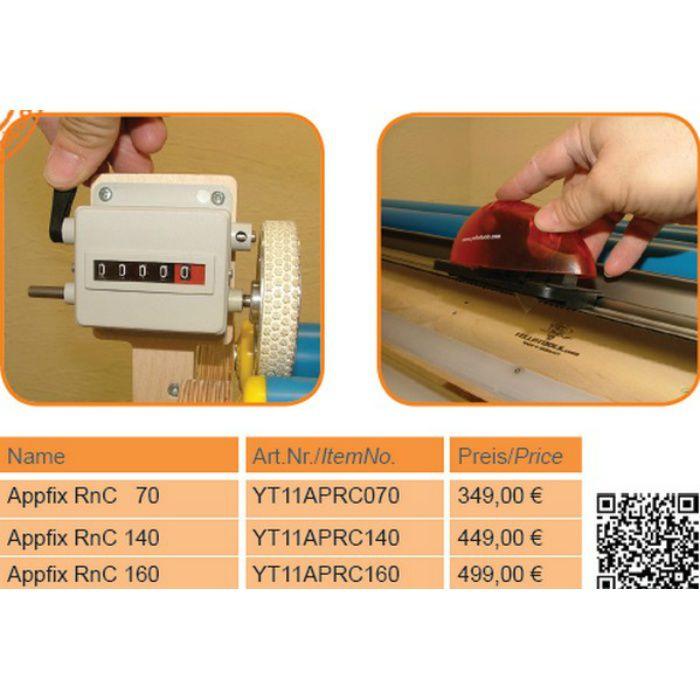 アップフィックスロールNカット YT11APRC140 140