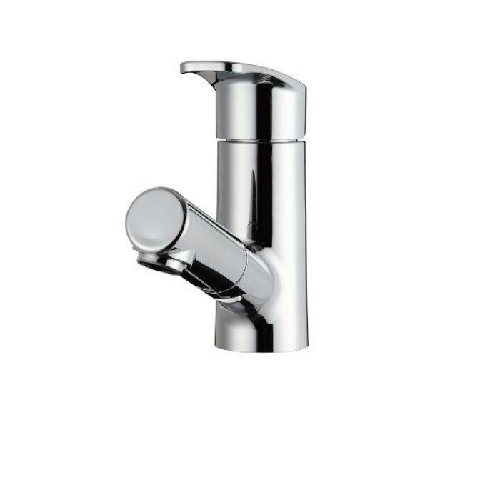 QAB002 シングルレバー水栓(ホース引き出し式) 寒冷地仕様
