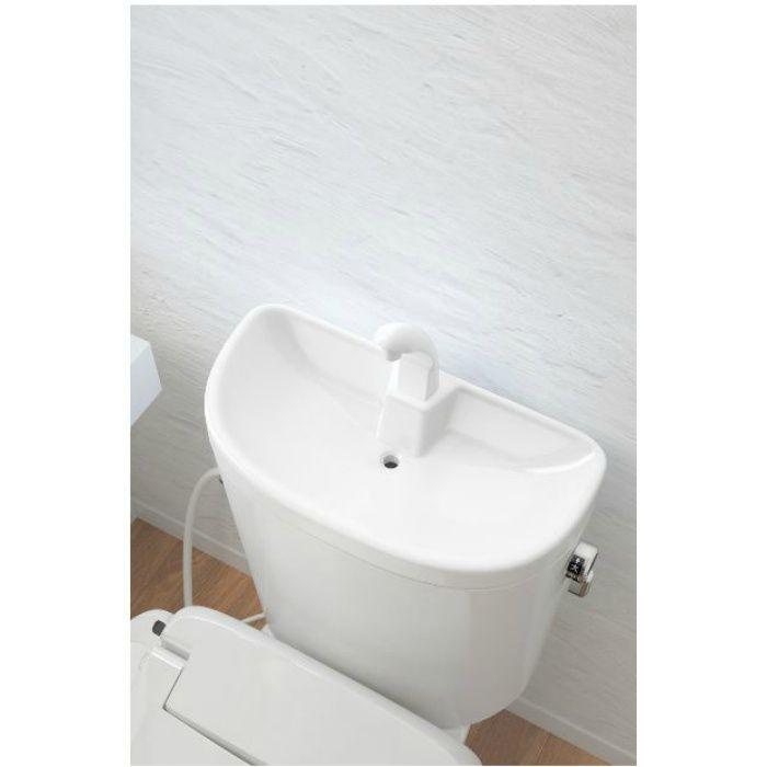 RA3868PTR130LW トイレセット エディ868 温水洗浄便座脱臭付 手洗付 ラブリーホワイト