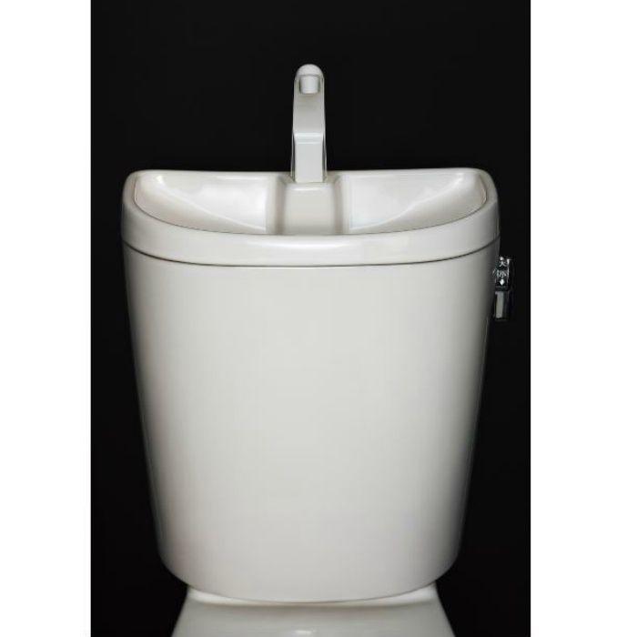 RA3868PTR131LW トイレセット エディ868 温水洗浄便座脱臭・リモコン付 手洗付 ラブリーホワイト