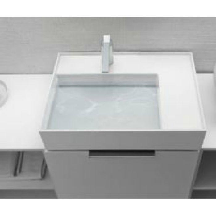 SL810334-W-104 kartell ラウフェン 洗面器 ホワイト 壁付タイプ