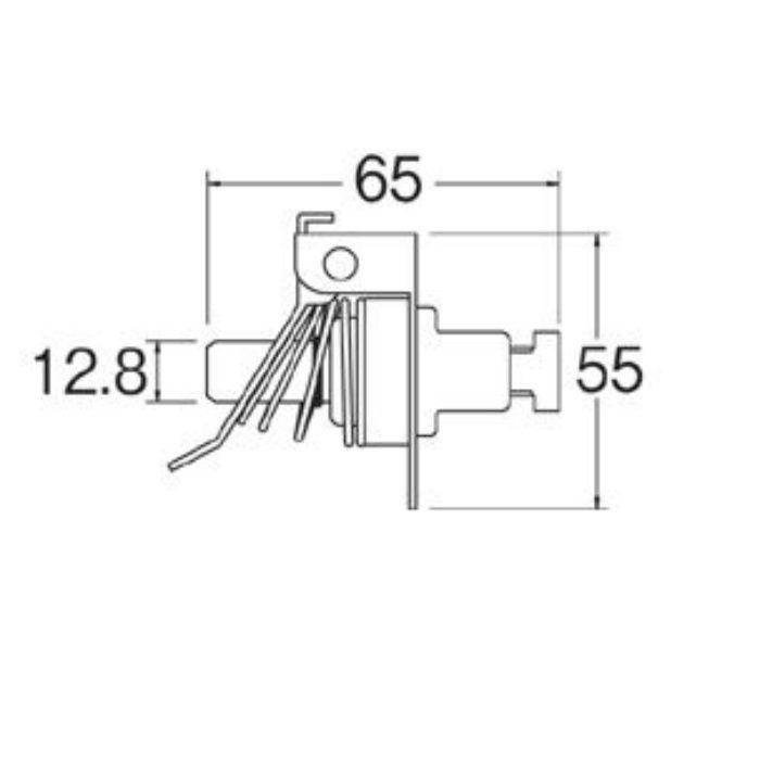 R791-13 クリップ式テストプラグ