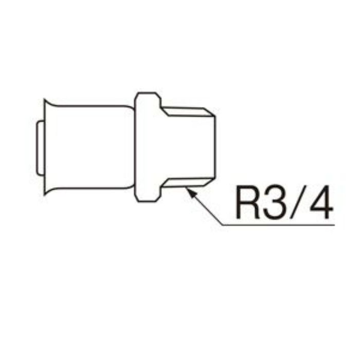 T605-4-20X16A 回転オスアダプター