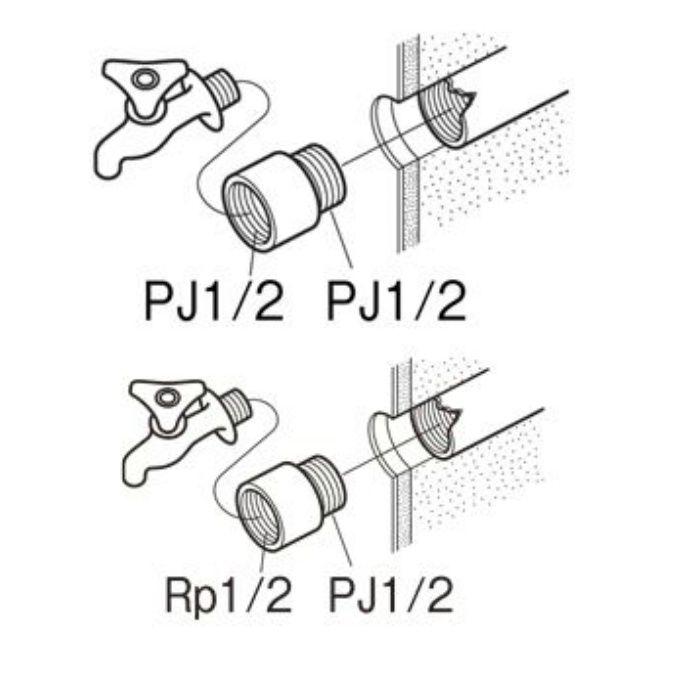 PT22-13X15 ツギタシソケット