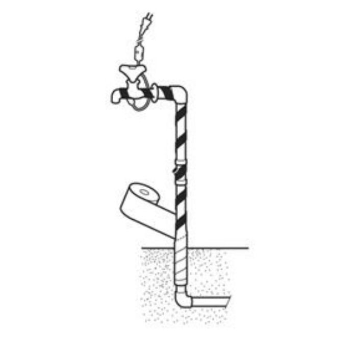 PR551-1 水道凍結防止ヒーター