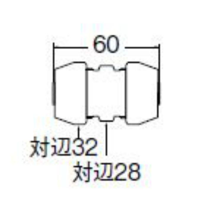 T64-1-13 ポリパイソケット1種